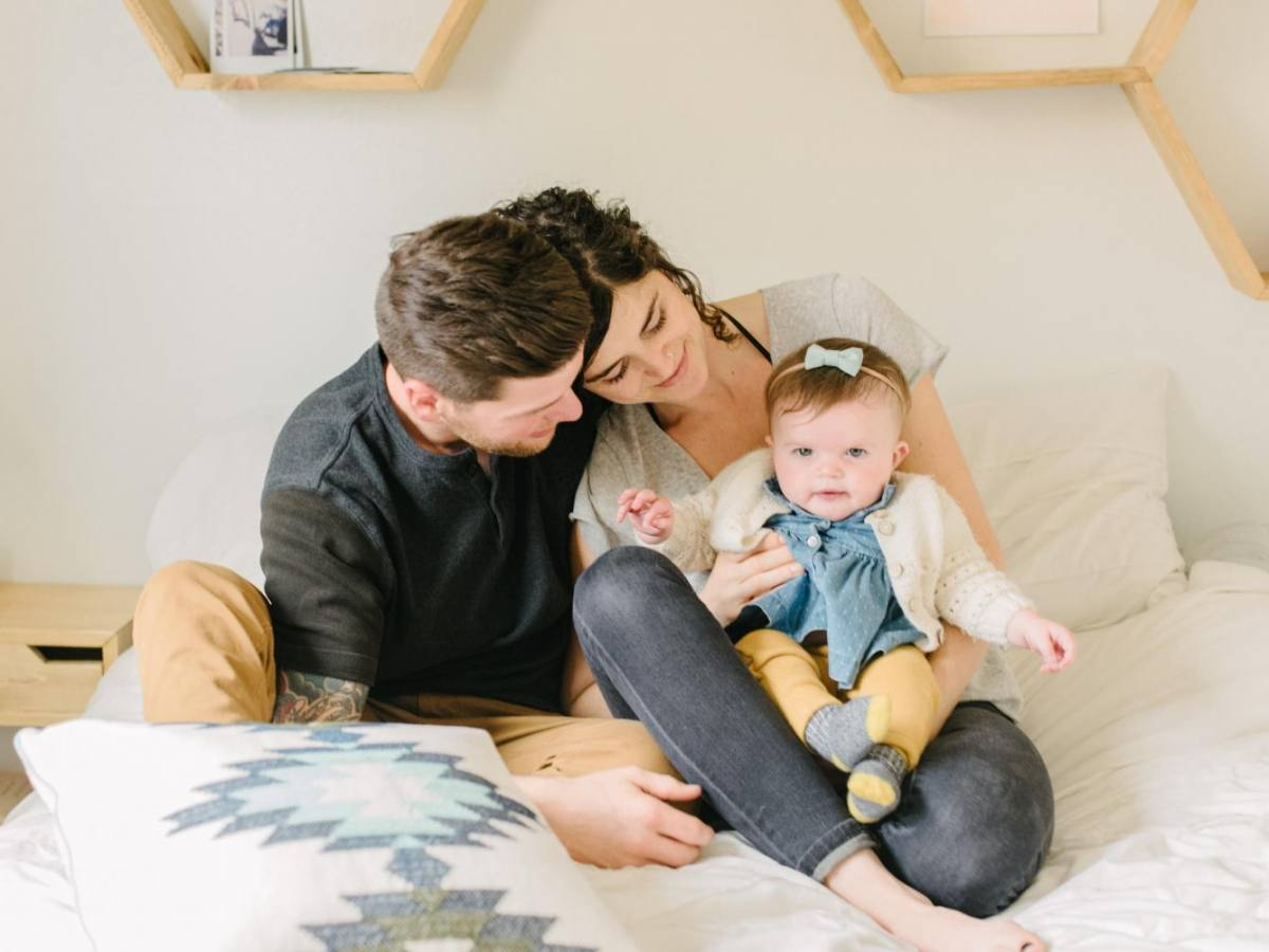 Seward Lifestyle Family Session | Boise Photographer Stephanie Mballo