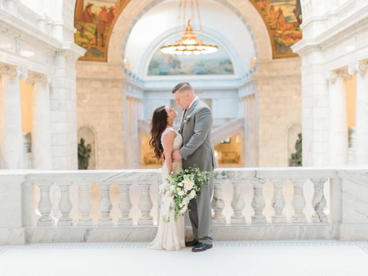 Christine and Taylor Day After Wedding Session | Boise Wedding Photographer
