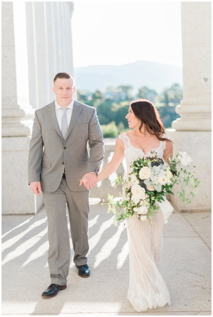 Christine and Taylor Day After Wedding Session | Boise Photographer Stephanie Mballo